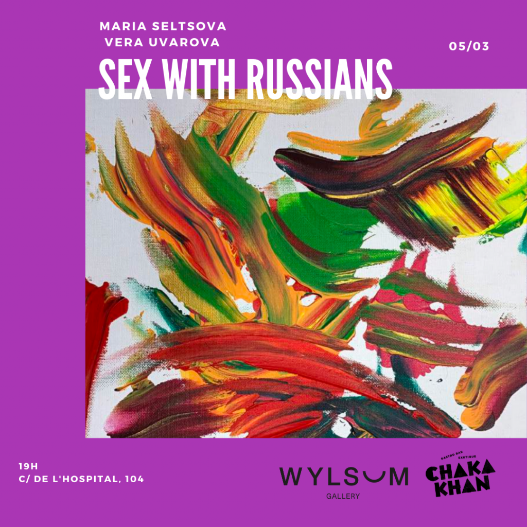 SEX WITH RUSSIANS