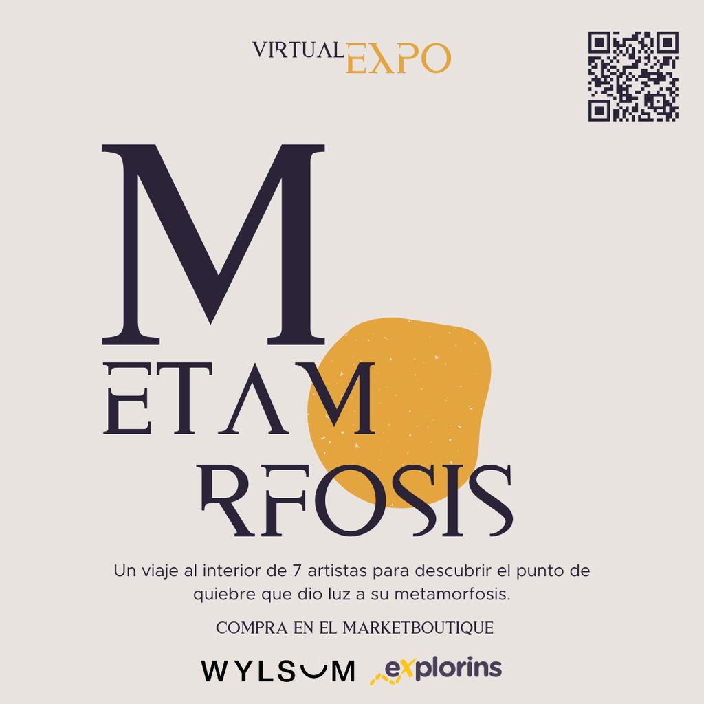 Expo Virtual Internacional METAMORFOSIS