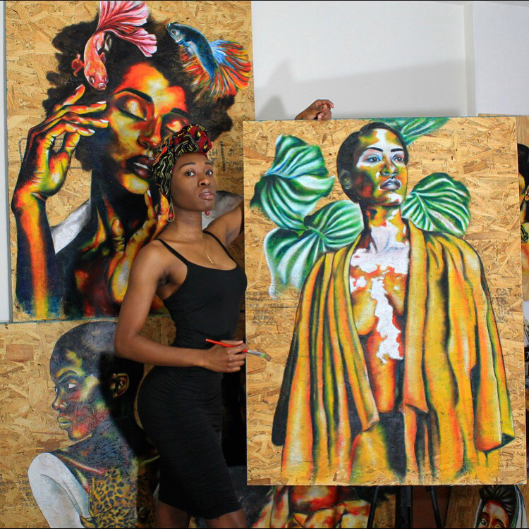 Afrocentric Art