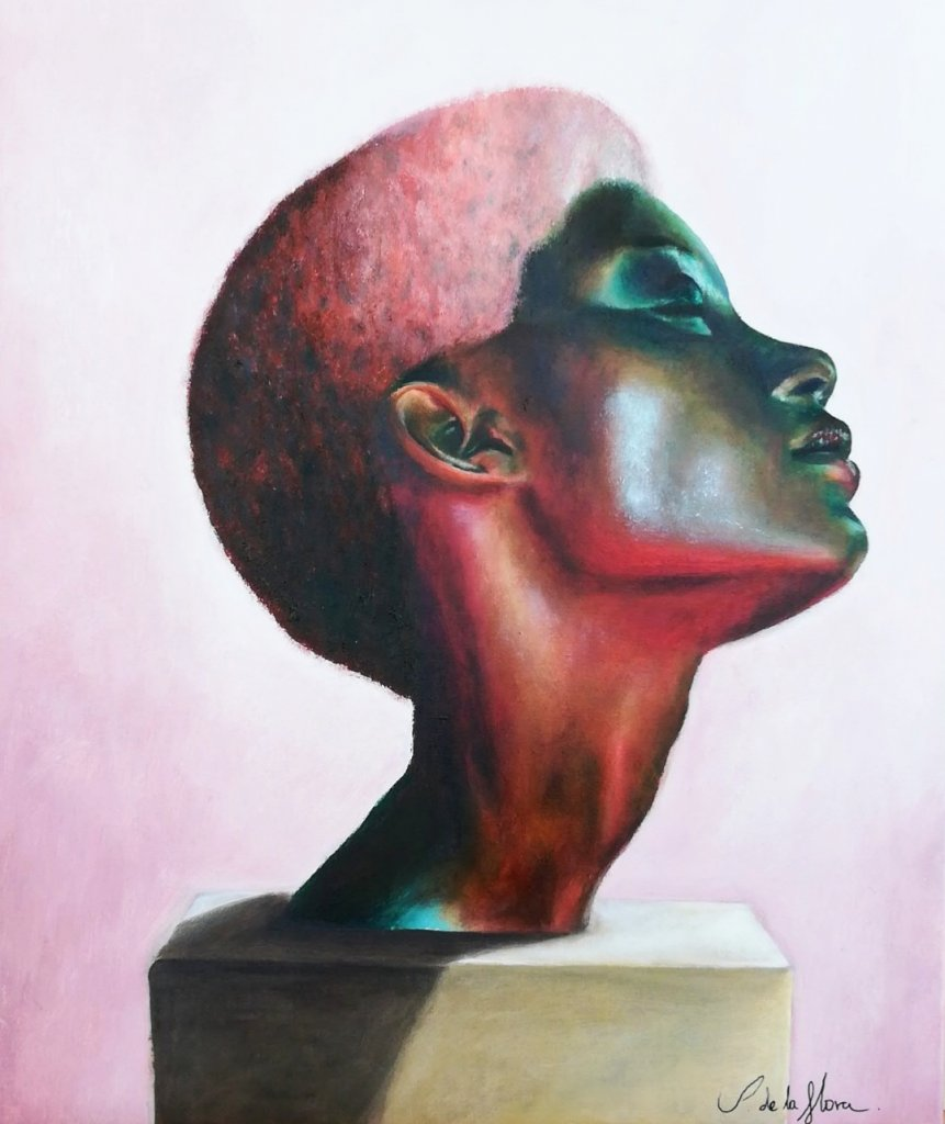 Cuadro Sculpture of a feeling